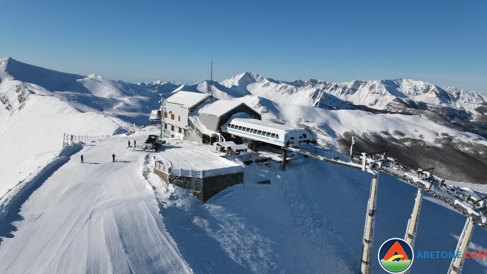 Monte Gomito - Rifugio ed Impianto