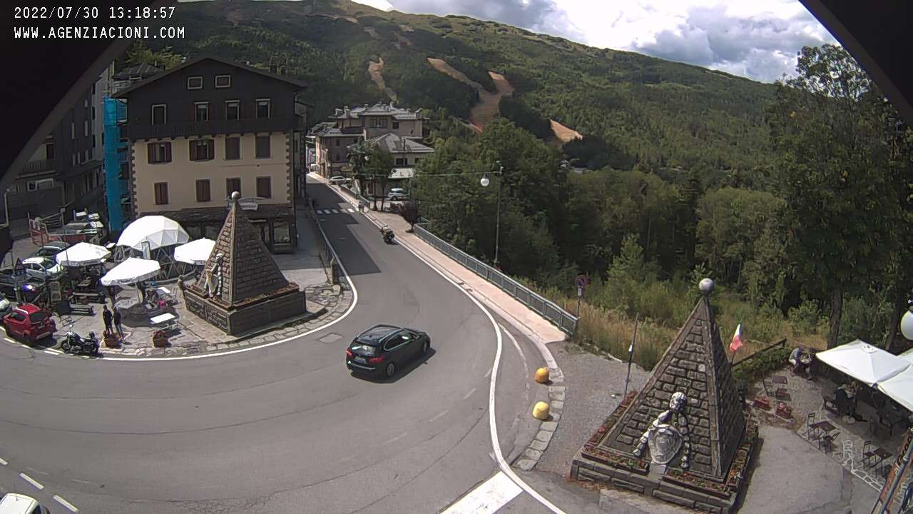webcam Abetone (PT, 1388 m slm) in tempo reale